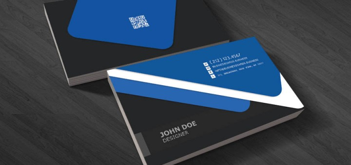 Best business card designs for 2017 templatesp thick business card psd template free flashek Image collections