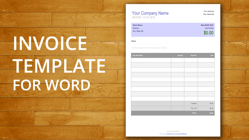 best blank invoice templates - templates.vip, Invoice examples