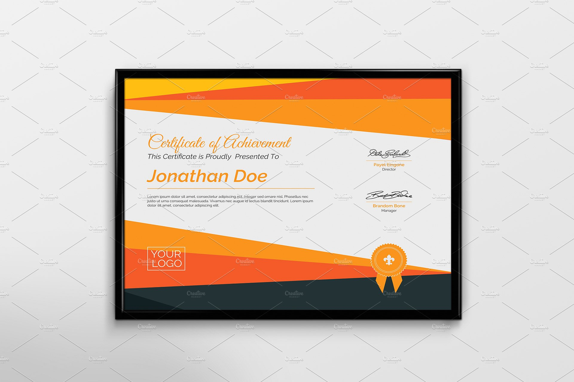 5+ Certificate Templates For Awards - Templates.vip